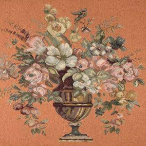 پارچه مبلی تک گل ونیز | پارچه رو مبلی | نساج بایا