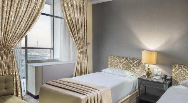 پارچه هتلی|پارچه تخصصی | نساج بایا