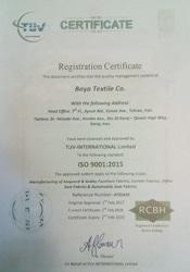دریافت گواهینامه سیستم مدیریت کیفیت